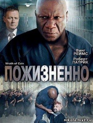 Пожизненно / The Wrath of Cain (2010) HDRip